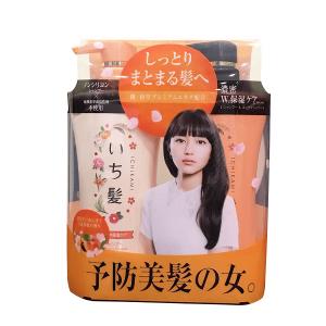 bo dau goi xa phuc hoi toc hu ton ichikami mau vang cam nhat ban 300x300 - Bộ dầu gội xả phục hồi tóc hư tổn Ichikami màu vàng cam Nhật Bản