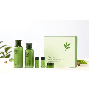 bo duong da tra xanh innisfree green tea balancing skin care set ex 300x300 - Bộ dưỡng da Innisfree Green Tea Balancing Skin Care Set EX 400ml