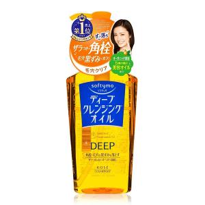 dau tay trang kose softymo deep selected treatment oil nhat ban 230ml 300x300 - Dầu tẩy trang Kose Softymo Deep Selected Treatment Oil Nhật Bản 230ml