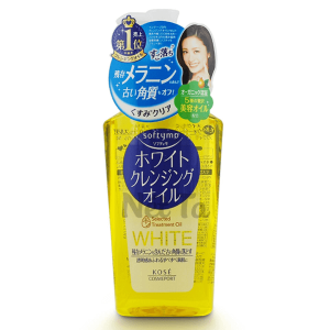 dau tay trang kose softymo white selected treatment oil nhat ban 230ml 300x300 - Dầu tẩy trang Kose Softymo White Selected Treatment Oil Nhật Bản 230ml