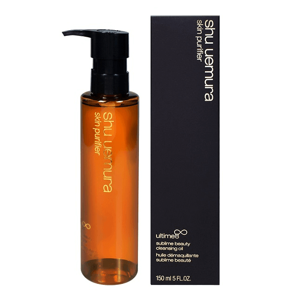 dau tay trang shu uemura ultime8 sublime beauty cleansing oil 150ml 600x600 - Dầu tẩy trang Shu Uemura Ultime8 Sublime Beauty Cleansing Oil 150ml
