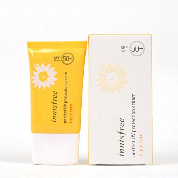 kem chong nang da dau innisfree perfect uv protection cream long lasting spf 50 pa 50ml 600x600 - Kem chống nắng da dầu Innisfree Perfect UV Protection Cream Long Lasting SPF 50 PA+++ 50ml