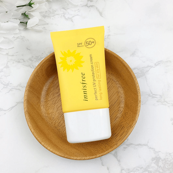 kem chong nang innisfree perfect uv protection cream long lasting for oily skin spf 50 pa 3 600x600 - Kem chống nắng Innisfree Perfect UV Protection Cream Long Lasting For Oily Skin SPF 50 PA+++