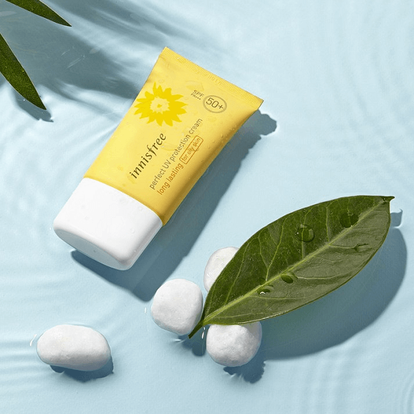 kem chong nang innisfree perfect uv protection cream long lasting for oily skin spf 50 pa 4 600x600 - Kem chống nắng Innisfree Perfect UV Protection Cream Long Lasting For Oily Skin SPF 50 PA+++