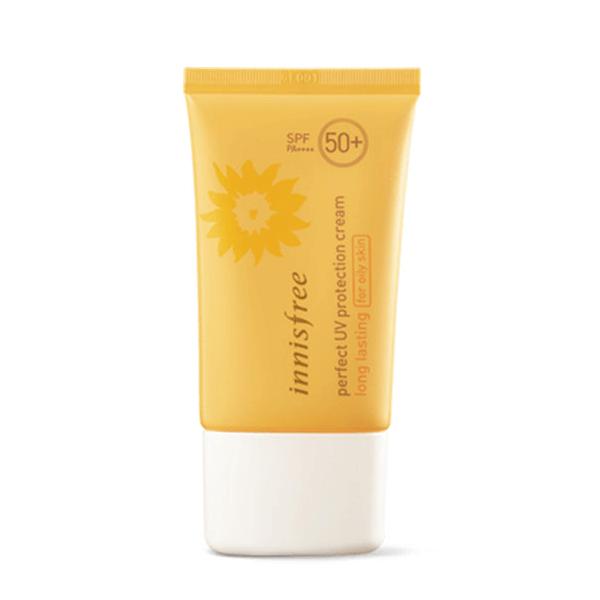 kem chong nang innisfree perfect uv protection cream long lasting for oily skin spf 50 pa 600x600 - Kem chống nắng Innisfree Perfect UV Protection Cream Long Lasting For Oily Skin SPF 50 PA+++