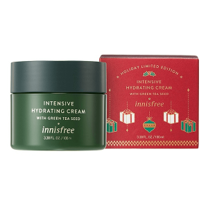 kem duong cap am hat tra xanh innisfree green tea seed cream 100ml holiday limited 2018 300x300 - Kem dưỡng cấp ẩm hạt trà xanh Innisfree Green Tea Seed Cream 100ml ( Holiday Limited Edition 2018 )