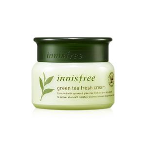 kem duong da tra xanh innisfree green tea fresh cream 50ml 300x300 - Kem dưỡng da trà xanh Innisfree Green Tea Fresh Cream 50ml