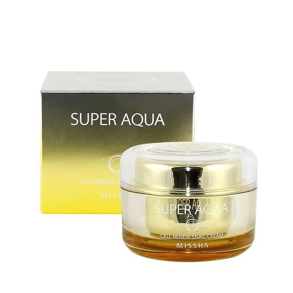 kem duong tai tao da missha super aqua cell renew snail cream 47ml 600x600 - Kem dưỡng tái tạo da Missha Super Aqua Cell Renew Snail Cream 47ml