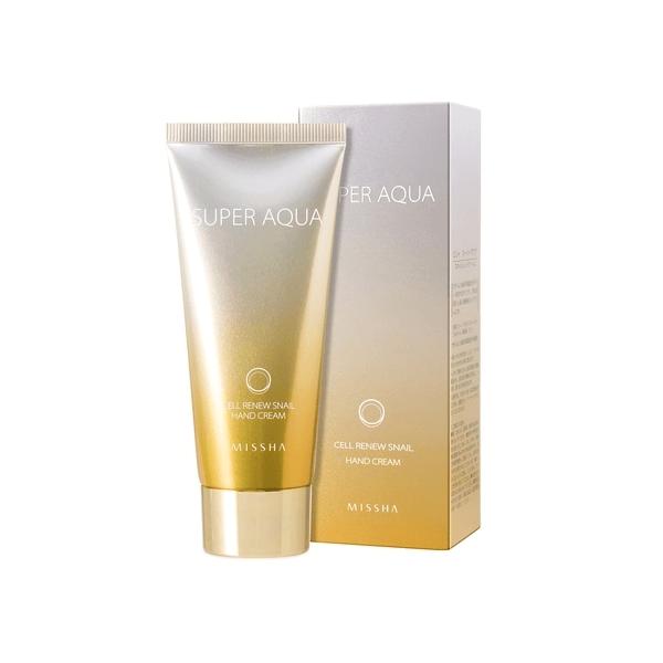 kem duong tay missha super aqua cell renew snail hand cream 60ml 600x600 - Kem dưỡng tay Missha Super Aqua Cell Renew Snail Hand Cream 60ml