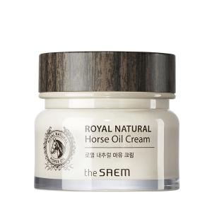 kem duong trang da dau ngua the saem royal natural horse oil cream 300x300 - Kem dưỡng trắng da dầu ngựa The Saem Royal Natural Horse Oil Cream 80ml