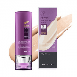 kem nen chong nang the face shop face it power perfection bb cream spf 37 pa 40g 300x300 - Kem nền chống nắng The Face Shop Face It Power Perfection BB cream SPF 37 PA++  40g