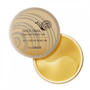 mat na mat chiet xuat oc sen the saem gold snail eye gel patch set 60 mieng 300x300 - Mặt nạ mắt chiết xuất ốc sên The Saem Gold Snail Eye Gel Patch Set 60 miếng