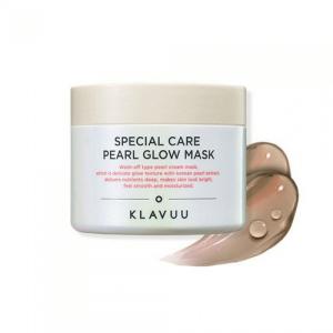 mat na ngoc trai klavuu special care pearl glow mask 100ml 300x300 - Mặt nạ ngọc trai Klavuu Special Care Pearl Glow Mask 100ml
