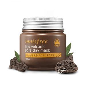 mat na tro nui lua innisfree jeju volcanic pore clay mask 100ml 300x300 - Mặt nạ tro núi lửa Innisfree Jeju Volcanic Pore Clay Mask 100ml