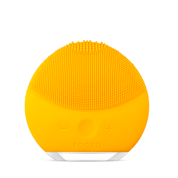 may rua mat foreo luna mini 2 sunflower yellow 600x600 - Máy rửa mặt Foreo Luna Mini 2 Sunflower Yellow