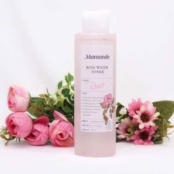nuoc hoa hong khong con mamonde rose water toner 250ml 3 600x600 - Nước hoa hồng Mamonde Rose Water Toner 250ml
