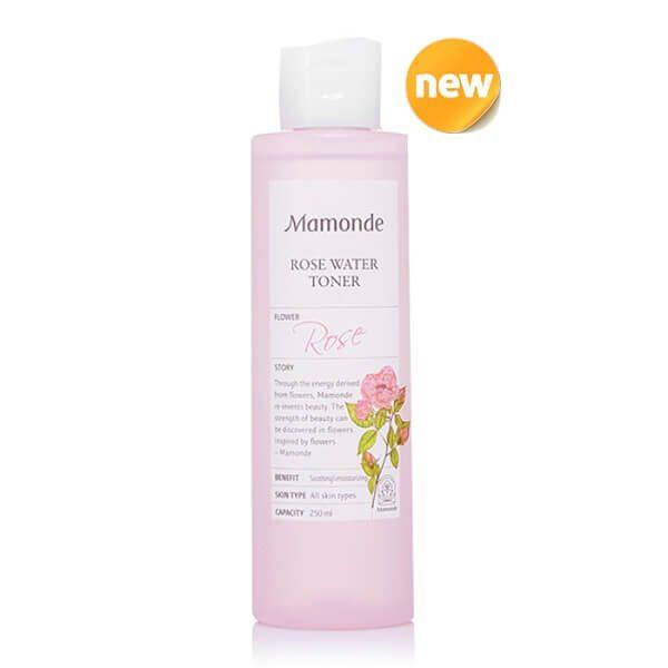 nuoc hoa hong khong con mamonde rose water toner 250ml 600x600 - Nước hoa hồng Mamonde Rose Water Toner 250ml