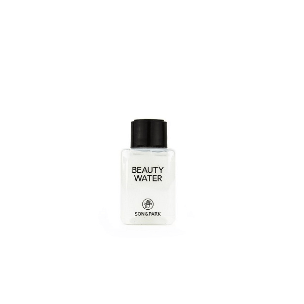 nuoc than lam dep da son park cleansing beauty water and skin toner 30ml 600x600 - Nước thần làm đẹp da Son & Park Cleansing Beauty Water and Skin Toner