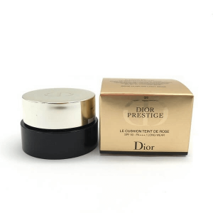 phan nuoc dior prestige le cushion teint de rose spf50 pa long wear mini 4g 300x300 - Phấn nước Dior Prestige LE Cushion Teint De Rose SPF50 PA+++ Long Wear mini 4g
