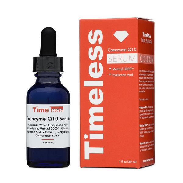 serum chong lao hoa timeless coenzyme q10 30ml 600x600 - Serum chống lão hóa Timeless Coenzyme Q10 30ml