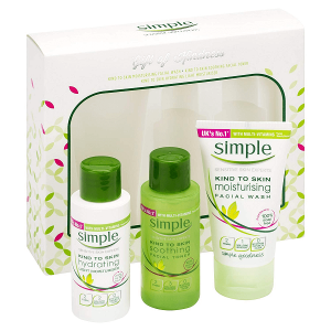 set duong da simple gift of kindness 150ml 300x300 - Set dưỡng da Simple Gift Of Kindness 150ml
