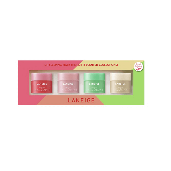 set mat na ngu moi laneige lip sleeping mask mini kit 32g 600x600 - Set mặt nạ ngủ môi Laneige Lip Sleeping Mask Mini Kit 32g