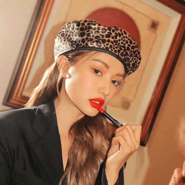 son 3ce slim velvet lip color vermilion do cam 3 600x600 - Son 3CE Slim Velvet Lip Color Vermilion ( Đỏ Cam )