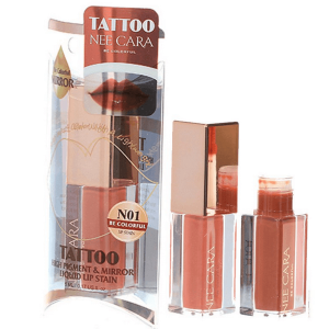 son kem nee cara tattoo high pigment lipstick 5ml 300x300 - Son kem Nee Cara Tattoo High Pigment Lipstick 5ml