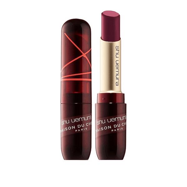 son shu uemura x la maison du chocolat rouge unlimited supreme matte lipstick limited edition 3 4g 600x600 - Son Shu Uemura x La Maison du Chocolat Rouge Unlimited Supreme Matte Lipstick Limited Edition 3.4g