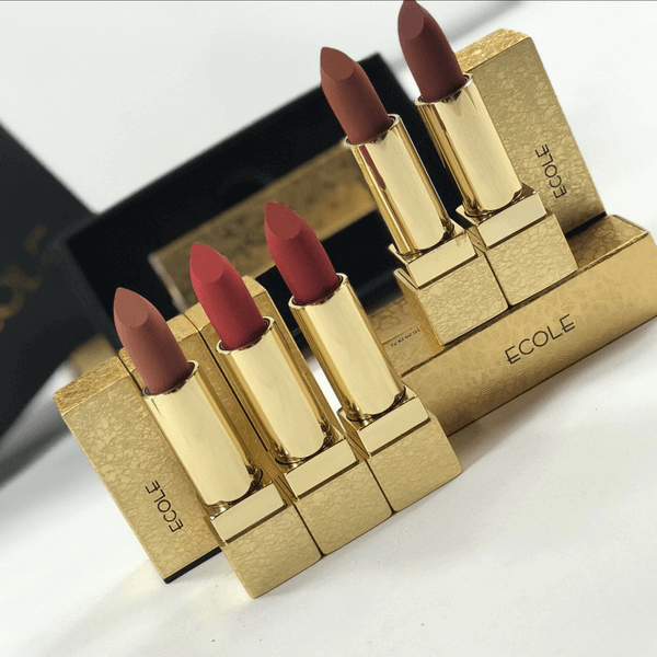 son thoi li ecole delight lipstick 3 5g ver2 2019 3 600x600 - Son Ecole Delight Lipstick 3.5g Ver2 2019
