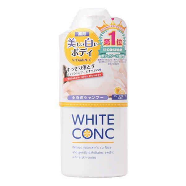 sua tam trang da white conc body vitamin c 360ml 600x600 - Sữa tắm trắng da White Conc Body Vitamin C 360ml