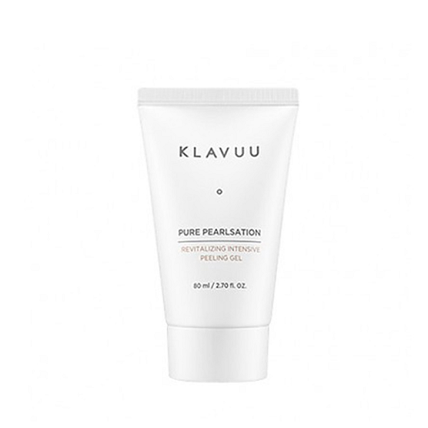tay da chet klavuu pure pearlsation revitalizing intensive peeling gel 80ml 600x600 - Tẩy da chết Klavuu Pure PearlSation Revitalizing Intensive Peeling Gel 80ml