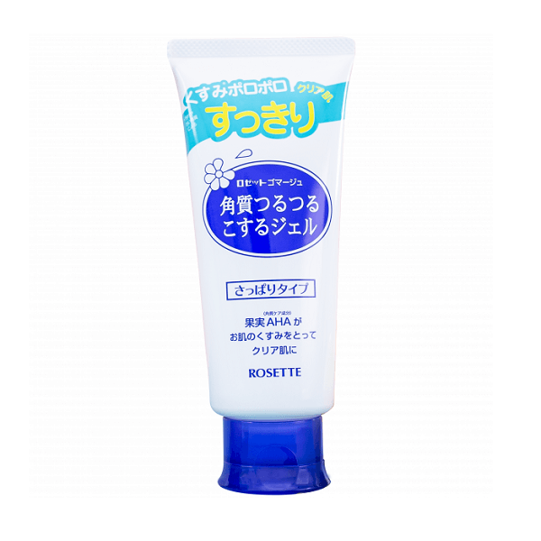 tay te bao chet da dau mun rosette peeling gel mau xanh 120g 600x600 - Tẩy tế bào chết da dầu mụn Rosette Peeling Gel màu xanh 120g