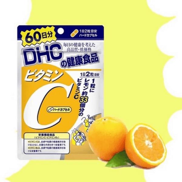 vien uong dhc bo sung vitamin c 120 vien 60 ngay 2 600x600 - Viên uống DHC bổ sung Vitamin C 120 viên 60 ngày