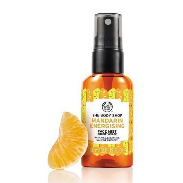 xit khoang the body shop mandarin energising face mist 60ml 2 600x600 - Xịt khoáng The Body Shop Mandarin Energising Face Mist 60ml