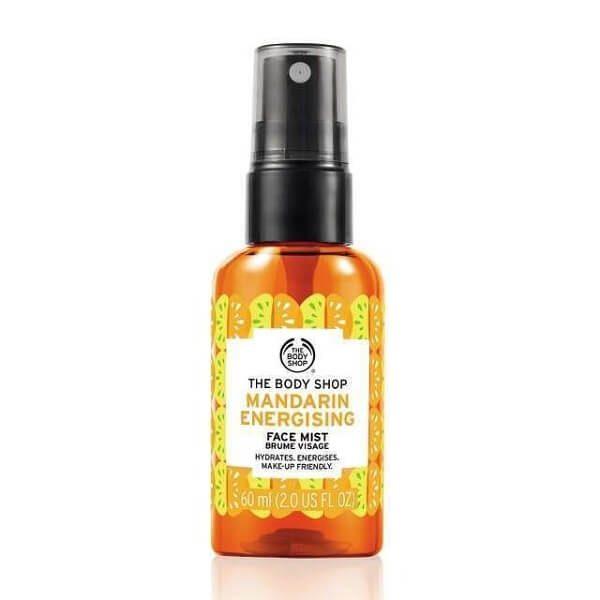 xit khoang the body shop mandarin energising face mist 60ml 600x600 - Xịt khoáng The Body Shop Mandarin Energising Face Mist 60ml