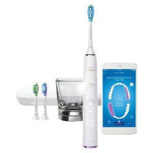 Bàn chải đánh răng điện Philips Sonicare DiamondClean Smart 9300