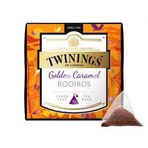Hồng trà Nam Phi caramel Twinings Golden Caramel Rooibos Tea
