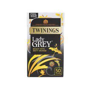Trà bá tước Twinings Lady Grey Black Tea