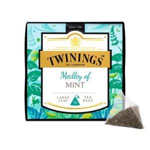Trà bạc hà Twinings Medley of Mint Tea