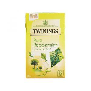 Trà bạc hà Twinings Pure Peppermint Tea