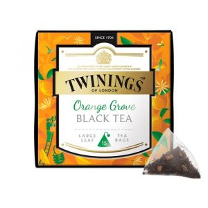 Trà cam Twinings Orange Grove Black Tea
