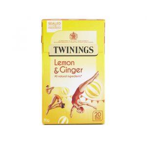 Trà chanh gừng Twinings Lemon & Ginger Tea