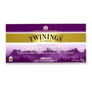 Trà đen Ấn Độ Twinings Darjeeling Black Tea
