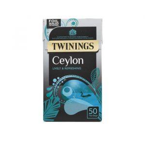 Trà đen Sri Lanka Twinings Ceylon Black Tea