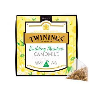 Trà hoa cúc Lã Mã Twinings Budding Meadow Camomile Tea