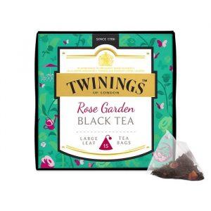 Trà hoa hồng Twinings Rose Garden Black Tea