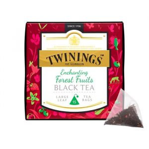 Trà hoa quả rừng Twinings Forest Fruits Black Tea