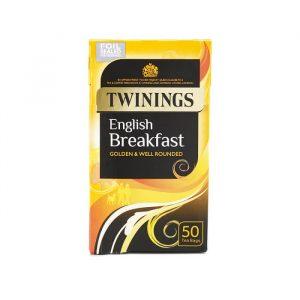 Trà sáng Anh Quốc Twinings English Breakfast Black Tea