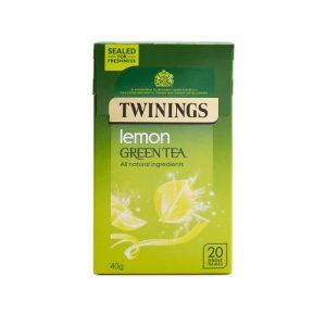 Trà xanh hương chanh Twinings Lemon Green Tea